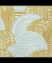 Salvrätikud 33 cm, 20tk Hõbe Kuld