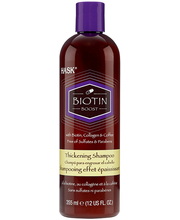 Shampoon Biotin tihendav 355ml