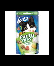 Latz Party Mix Countryside Mix maiuspalad kassidele pardi-, kalkuni-,küülikulihamaitselised 60g
