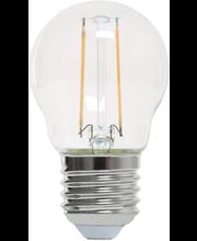 LED-lamp P45 1,2W/827 E27 FIL