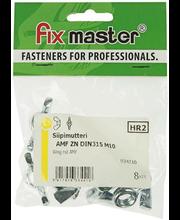 Fixmaster tiibmutter, M10, ZN, 8 tk