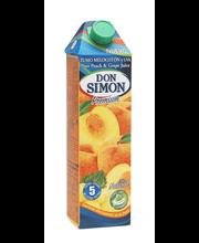 Don Simon virsiku-viinamarja mahl 1L