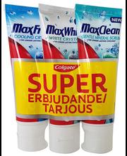 Hambapasta Max fresh 3 x 75 ml