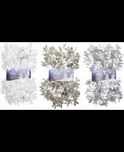 Puuvõõriku-vanik 90 mm x 2m valge