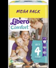 Libero Comfort 4 Teipmähe 7-11kg 82 tk.