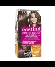 Poolpüsivärv Casting Creme Gloss 618 Moka