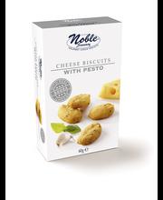 Noble pestoga gurmee juustuküpsised  60g