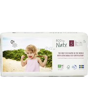 Naty Nature püksmähkmed Babycare Junior 5,12-18 kg, 34 tk