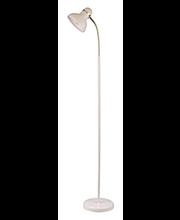 Põrandavalgusti Oscar, 140cm valge