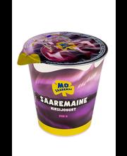kirsijogurt,  330 g