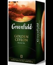 Must tee  Golden Ceylon 25 x 2 g
