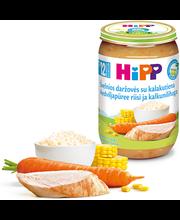 Hipp juurvilja-kalkunilihapüree 220 g, alates 12-elukuust, gl...