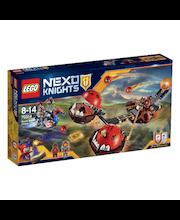 Lego Nexo Knights Elajakäskija kaosekaarik 70314