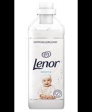 Lenor Sensitive loputusvahend 1900 ml, 63 pesukorda