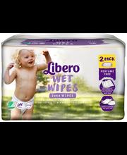 Libero niisked salvrätikud 128 tk
