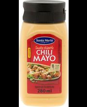 Santa Maria Chili Mayo Chipotle-tshillimaitseline kaste, 280 ml