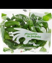 Grillpaprika Padron, 200 g