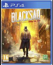PS4 mäng Blacksad: Under the Skin