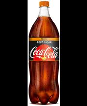 Coca-Cola Zero Peach karastusjook 1,5L