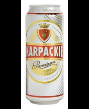 KARPACKIE PREMIUM LAGER 500 ML ÕLU 5%