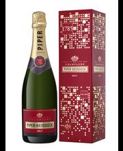 Piper Heidsieck Champagne Brut KPN kvaliteetvahuvein 12%, 750 ml