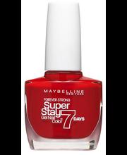 Küünelakk Superstay 7 Days 06 Deep Red