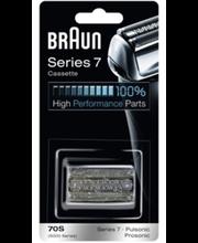 Braun Series 7 tera ja teravõrk