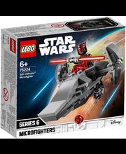 75224 Star Wars Sith Infiltrator-i mikrovõitleja