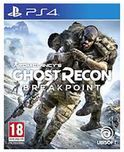 PS4 mäng Ghost Recon Breakpoint