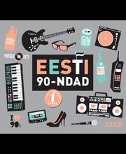CD Eesti 90-ndad
