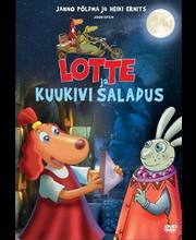 DVD Lotte ja kuukivi saladus