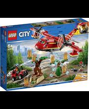 Lego City Tuletõrjelennuk