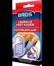 Bros lavendlilõhnaline koitõrjeplaat 1 tk