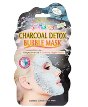 Näomask charcoal detox bubble 1tk