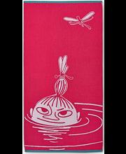 Froteerätik väike my 70x140 cm, roosa