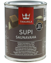 Saunakaitseaine SUPI SAUNAVAHA 1 l must