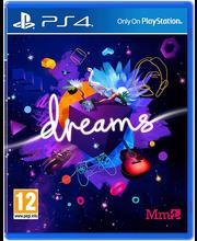 PS4 mäng Dreams