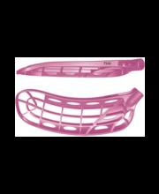 Vasakukäeliste saalihokikepi laba Fat Pipe Jab PPB FH4, roosa