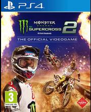 PS4 mäng Monster Energy Supercross 2