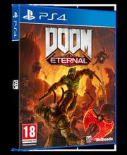 PlayStation 4 mäng Doom: Eternal