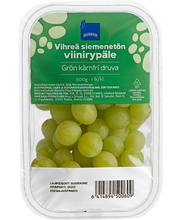 Hele viinamari Thompson 2 seemneteta 500 g