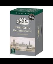 Ahmad Earl Grey tee, kofeiinivaba, 20x2 g