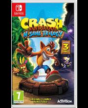 NSW mäng Crash Bandicoot