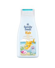 Dushigeel-shampoon 500ml lastele