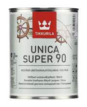 Puidulakk UNICA SUPER 90 0,9L läikiv