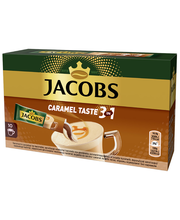 Jacobs Inst 3in1 caramel 10 x 16,9 g