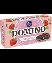 Domino kakaoküpsised maasikatäidisega küpsised 350 g