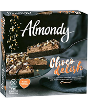 Almondy külmutatud shokolaadikook, vegan, 450 g