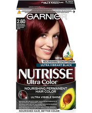 Juuksevärv Nutrisse Ultra Color 2.60 Dark Cherry