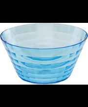 Kauss Siiri 2,6 l, sinine plast